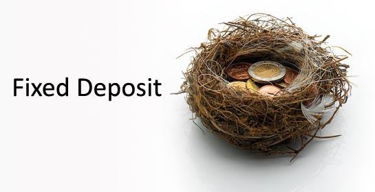 Fixed Deposit Receipt Account